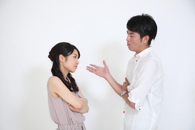 離婚の話し合い